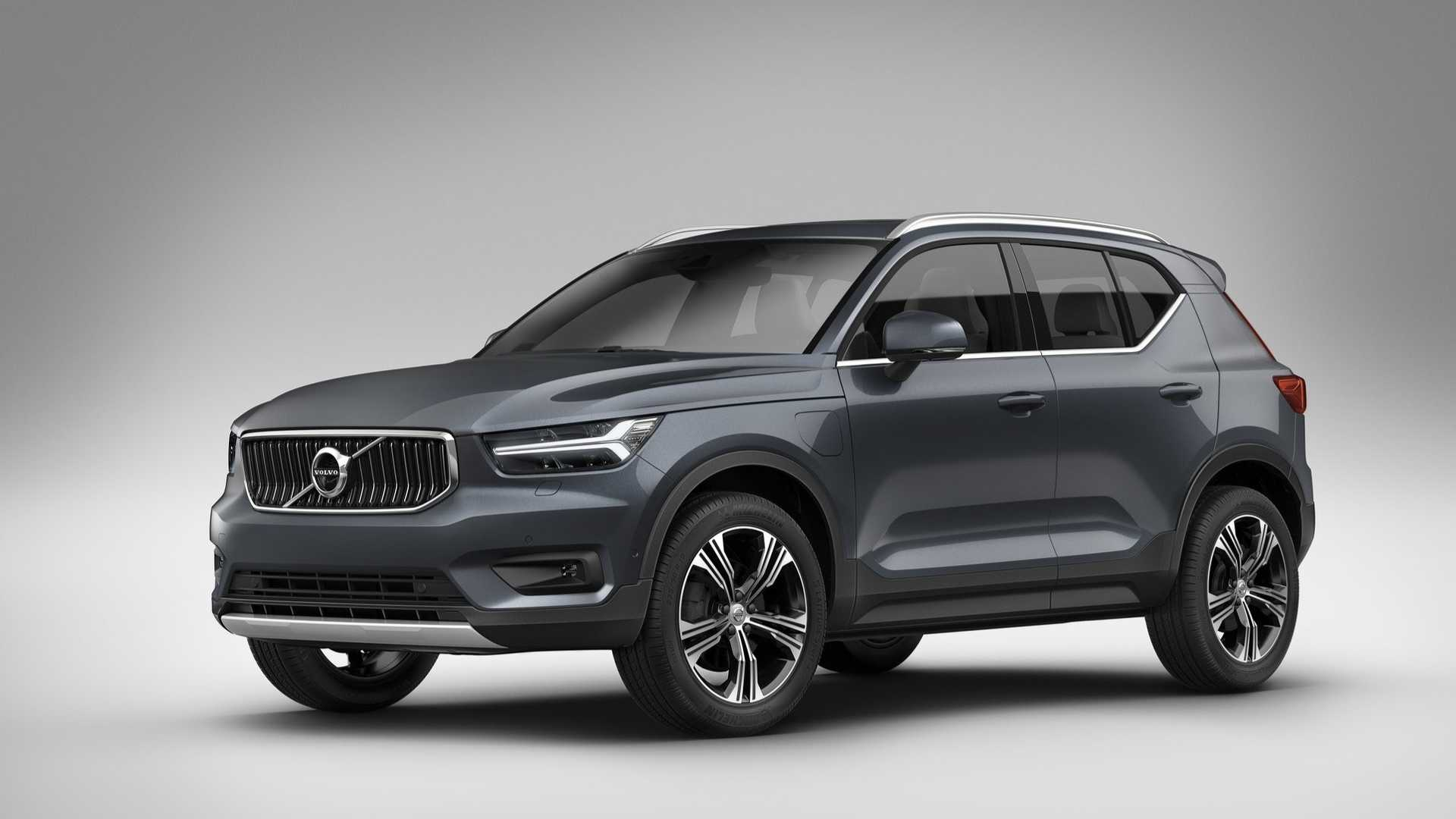 Volvo XC40 gets new entry-level Recharge plug-in hybrid