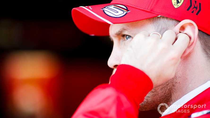 Ferrari confirms Vettel exit after 2020 F1 season