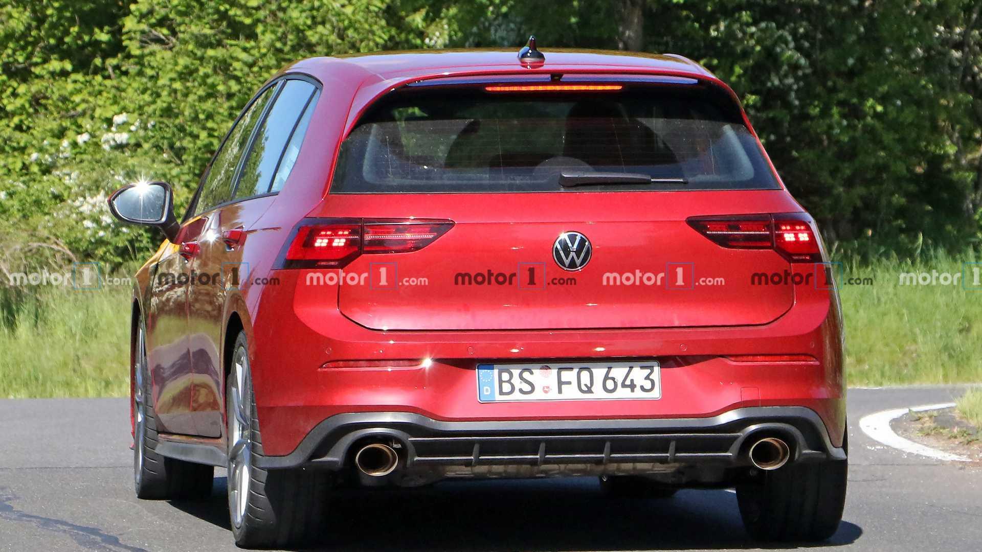 Volkswagen Golf 8 (2019) 23