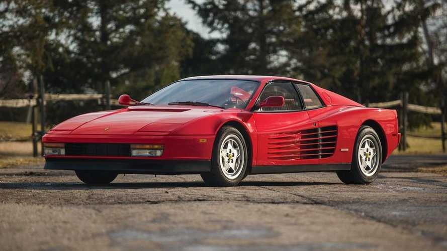 This is the greatest Ferrari Testarossa you can buy