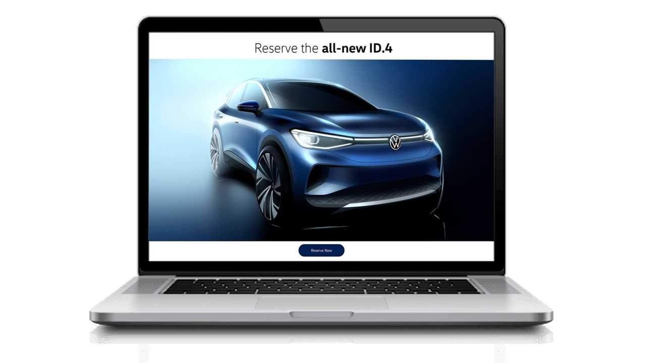 Reserve the all-new Volkswagen ID.4