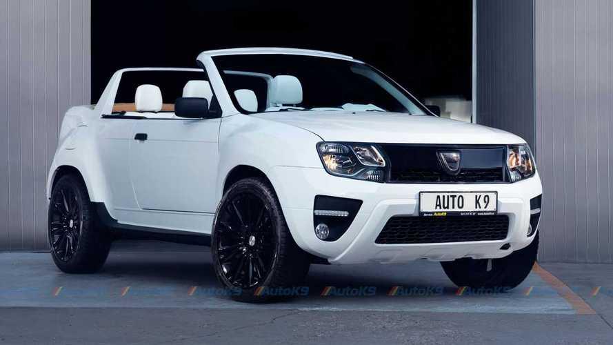 ¿Un Dacia Duster cabrio y premium? ¡Nos hemos vuelto locos!