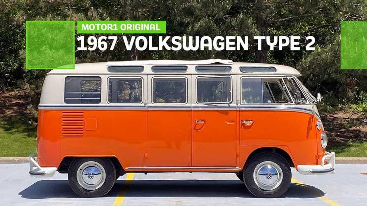 1967 Volkswagen Type 2 Samba