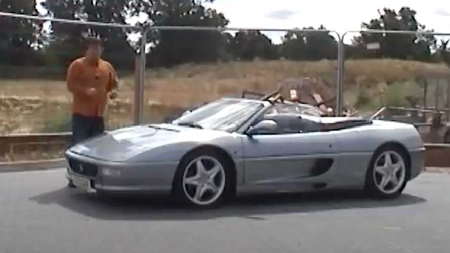 YouTuber Reviews Ferrari 355 F1 Like It Was 1997