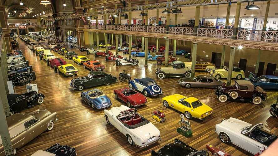 Motorclassica sets up a top treat for classic car fans Down Under