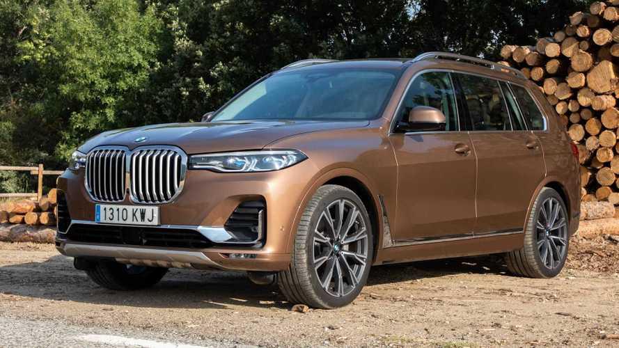 BMW X7 xDrive30d 2020, a prueba: condúcelo... o que te lleven