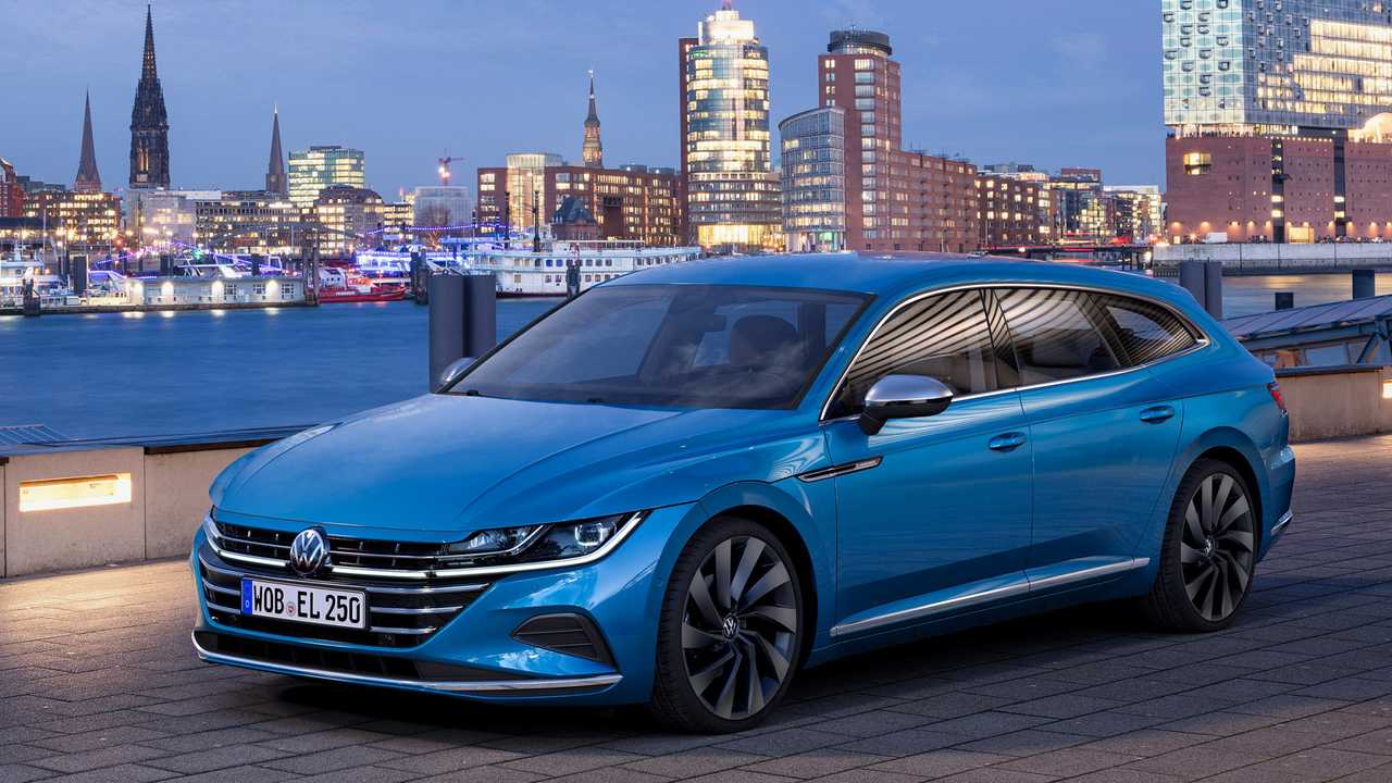2020 Volkswagen Arteon lövöldözős fék