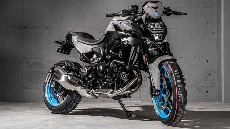 This BMW F 900 R Nardo-Blue Custom Is Just Stunning