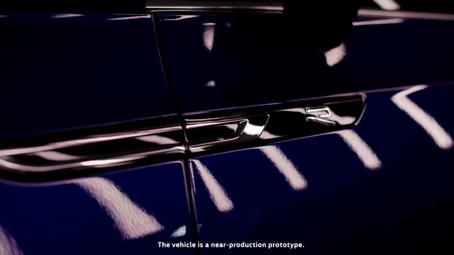 Volkswagen показал финальный тизер обновленного Arteon