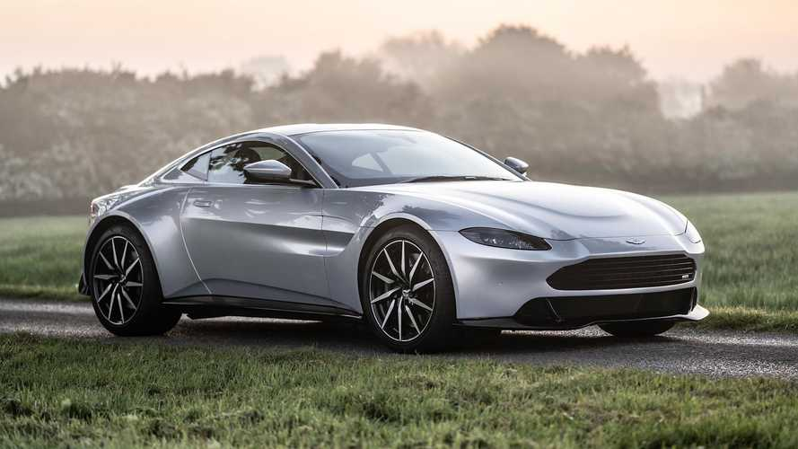 Redesigned Aston Martin Vantage Grille by Revenant Automotive