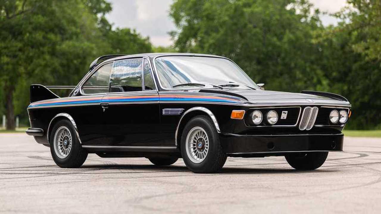 BMW 3.0 CSL à vendre