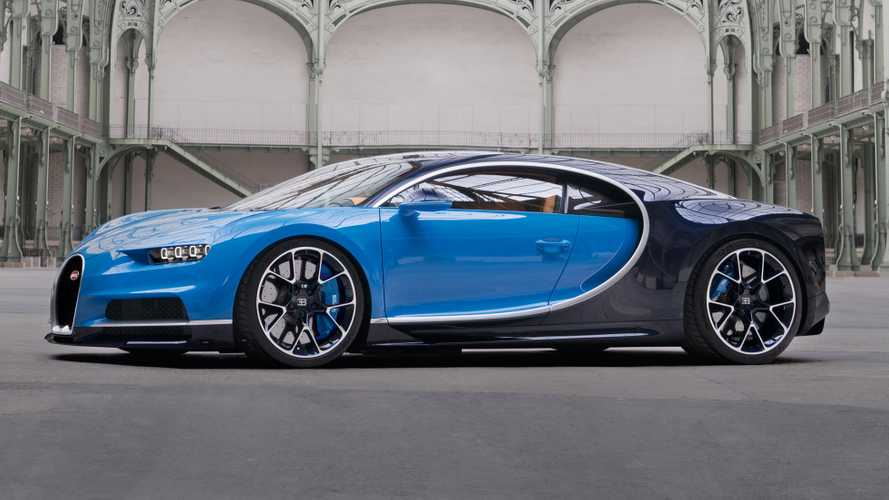 Bugatti Chiron Doc Details How The Company Builds The W16 Hypercar