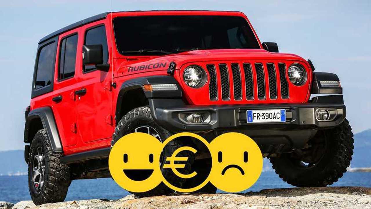 Jeep Wrangler promo agosto 2020