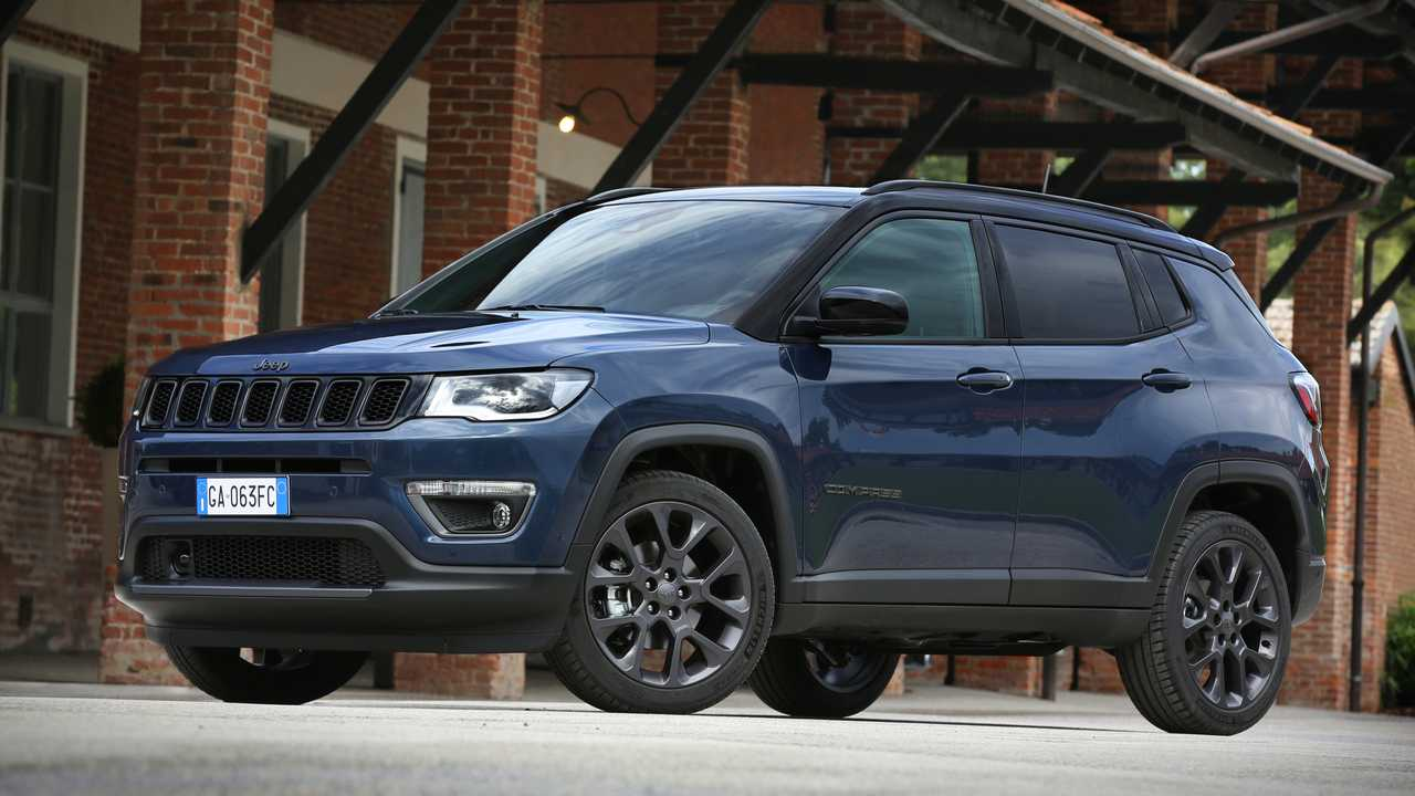 New Jeep Compass (2020)