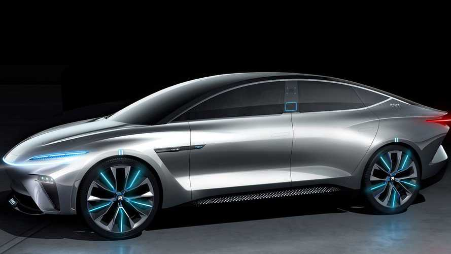 Let's Hope This Roewe R-Aura Concept Makes It To Production Unchanged