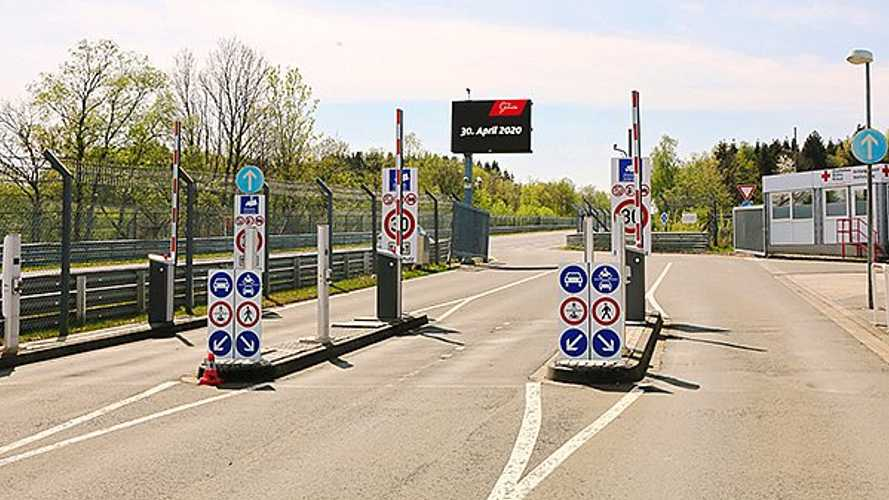 Nurburgring contactless tourist drives