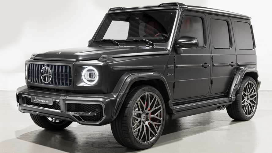 Six-seat Mercedes-Benz G-Class by Hofele