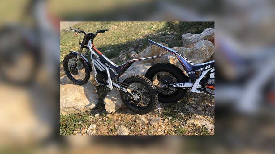The Electric Motion EPure Is Both A Trials Bike And A Kids Dirt Bike