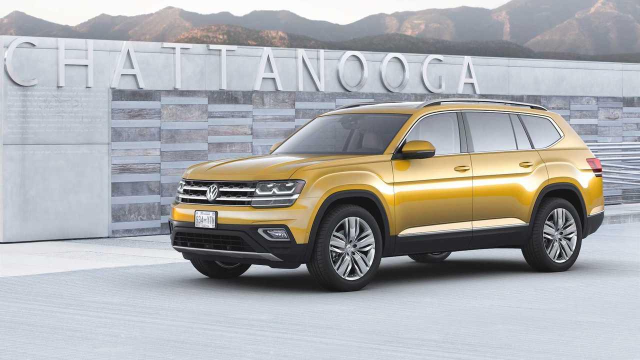 Volkswagen Atlas: 37.1 Percent