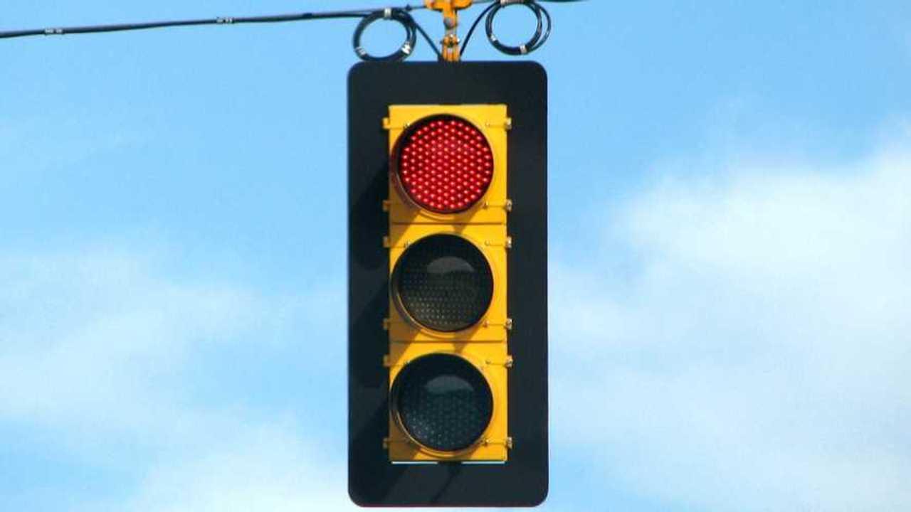 Red Traffic Light