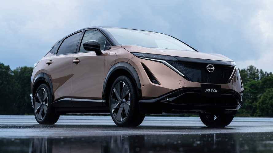 Nissan адаптирует электромобиль Ariya для России