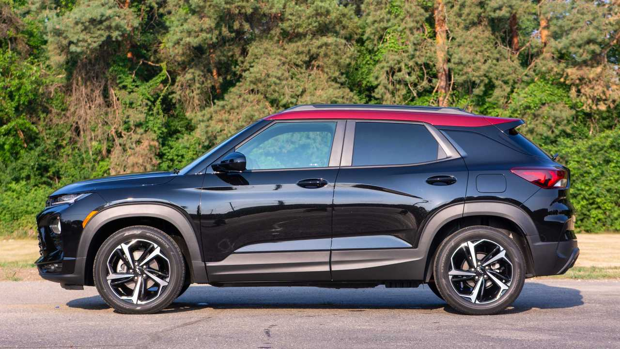 2021 chevrolet trailblazer rs first drive review make new