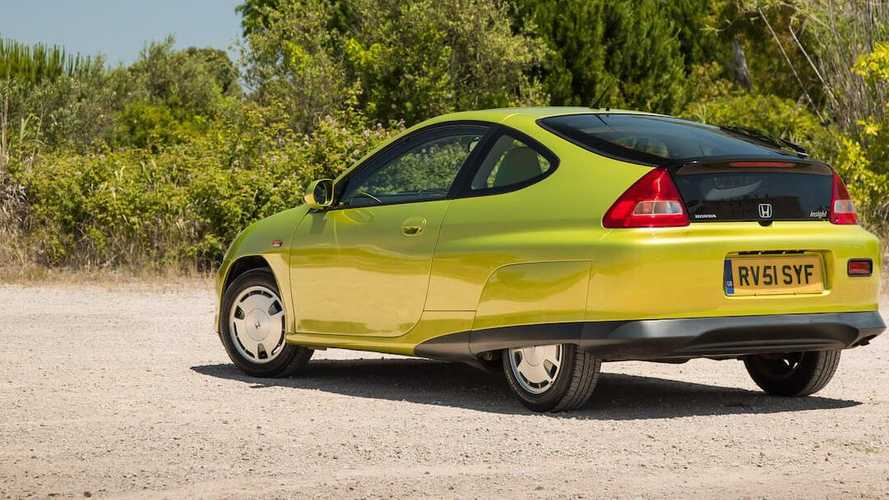 Looking back on Honda's Insight into the future