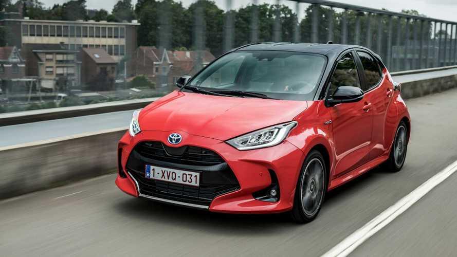 Toyota Yaris Hybrid 2020, a prueba: más potente... y más híbrido