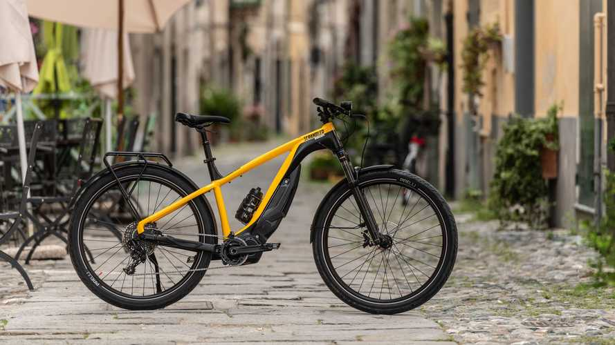 e-Scrambler Ducati - destaque