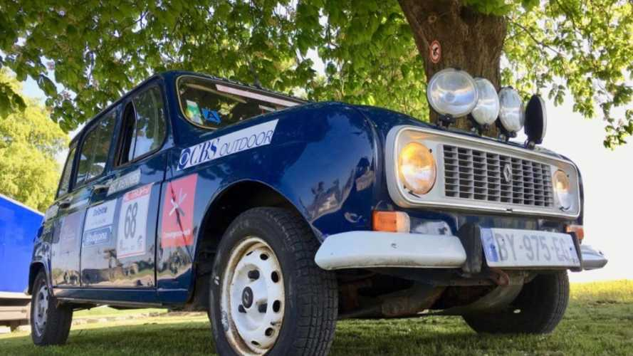 The indestructible French rally classic for under $4k