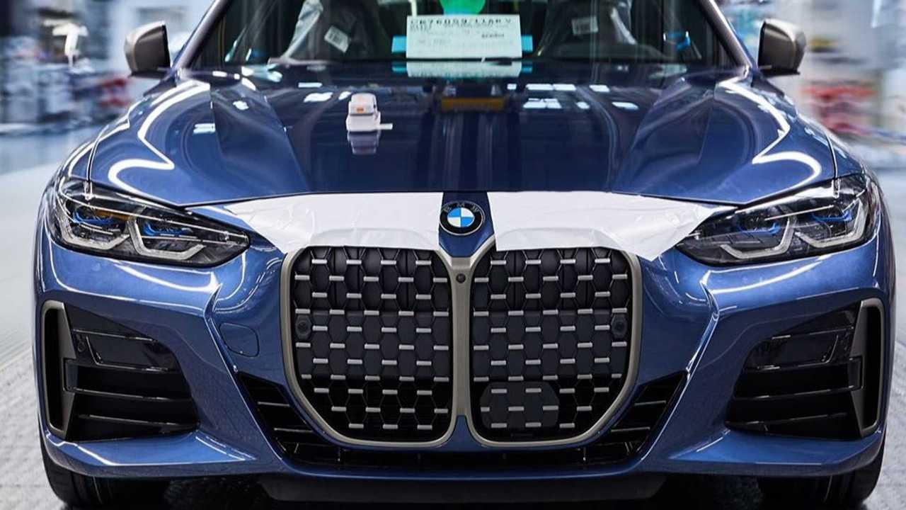 BMW termelés a Dingolfingban