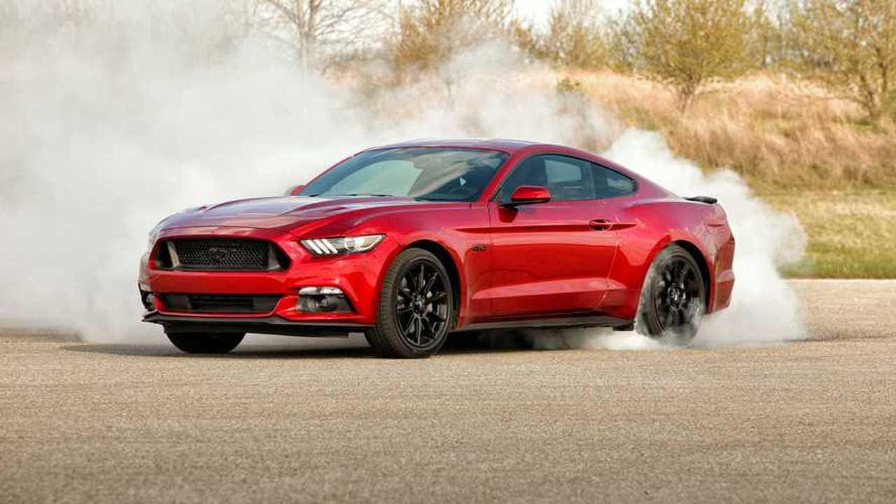Ford выпустит 13 электрифицированных моделей в ближайшие 5 лет