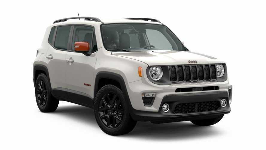 2020 Jeep Renegade Orange Edition Isn't Orange At All