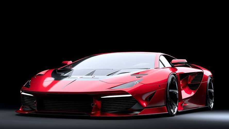 A Lamborghini Aventador alapján alkották meg a Vector sportkocsik mai verzióját