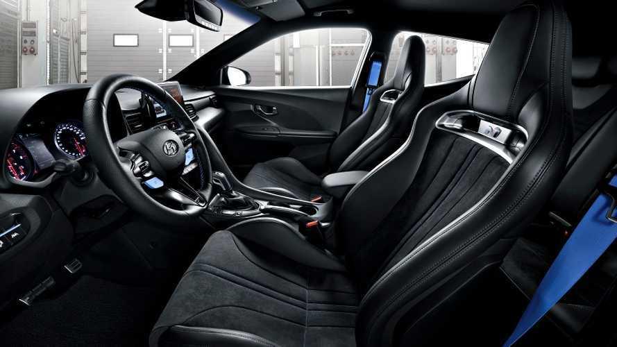 Hyundai i30 N, si pensa ad automatico e sedili a guscio