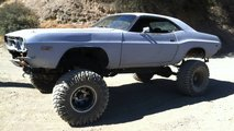 1972 Dodge Challenger 4x4 restomod for sale