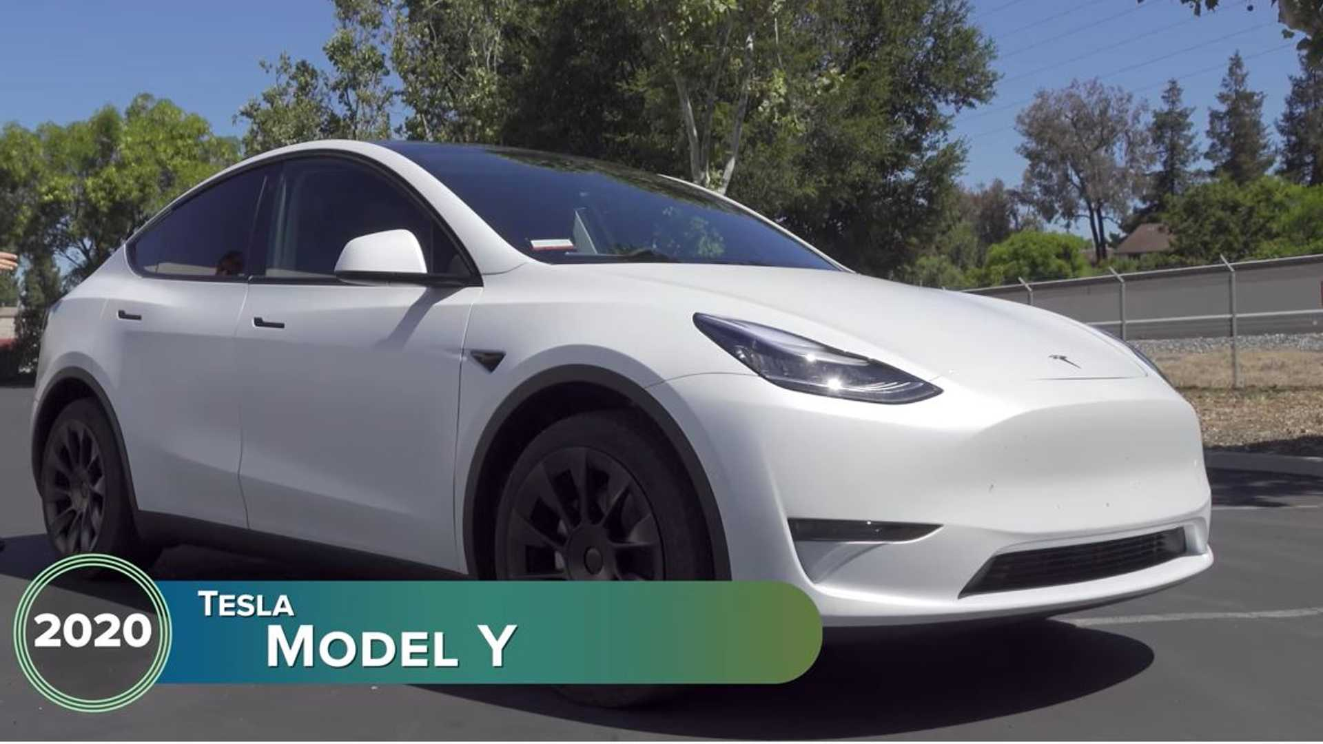 Driving In Usa >> Does Tesla Model Y Live Up To EPA Estimate In Real-World ...