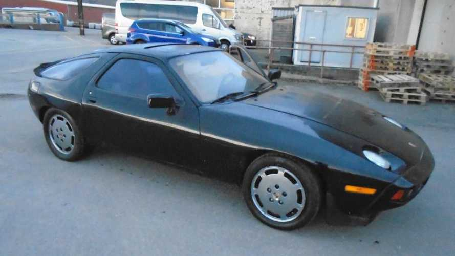 Yard Find Porsche 928 S3 V8 could be project of the decade