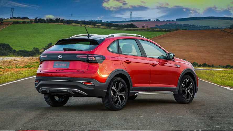 Volkswagen Nivus: 2º lote de 1.000 unidades também já está esgotado