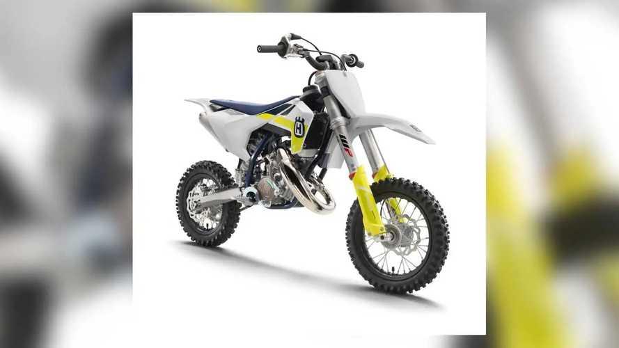 Husqvarna 2021 Motocross Range
