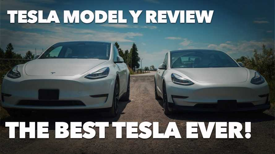 This Informative Tesla Model Y Review Is A 2-For-1  Special
