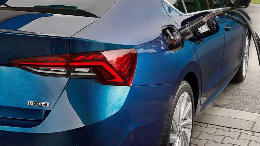 Новую Skoda Octavia официально перевели на газ