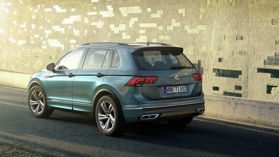 Precios Volkswagen Tiguan 2020: desde 30.730 euros