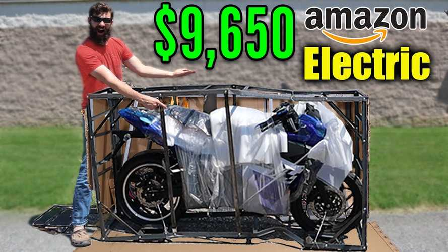 You Don't Want Amazon's Most Expensive Electric Bike