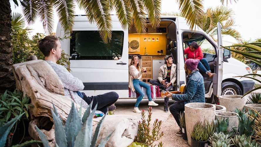 This All-In-One Van Life Solution Costs Less Than Studio Apartment
