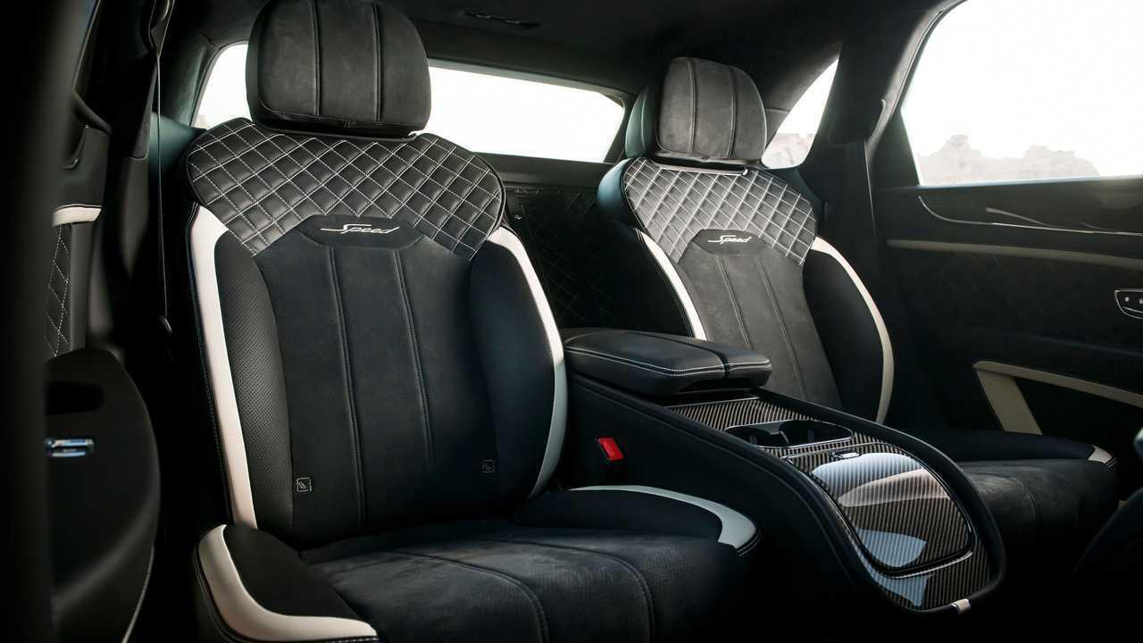 Updated 2021 Bentley Bentayga Speed Still Packs A 626 Hp W12 Wallop