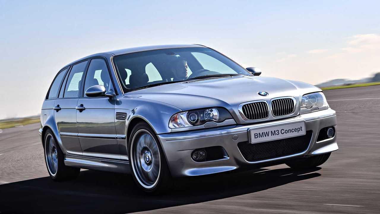 BMW M3 Touring E46 Prototyp