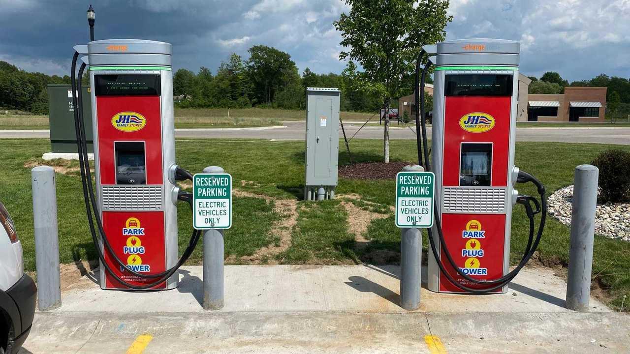 EGLE awards $1.7 million for 36 EV charger stations