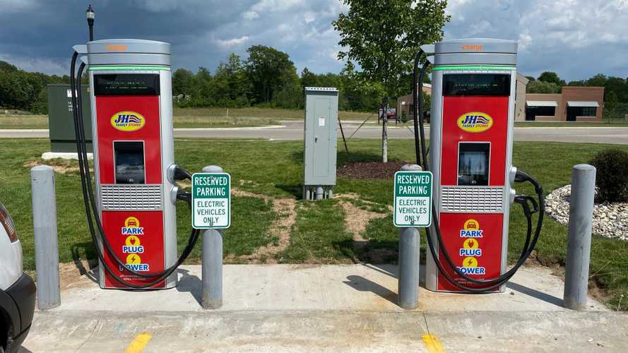 Michigan To Get 36 New Fast Charging Stations