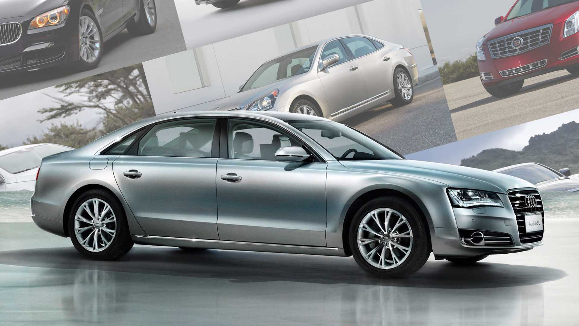 10 Comfortable Luxury Sedans Under 10 000